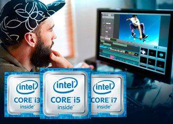 Procesor Intel Core i5-6200U (2.3 GHz - 2.8 GHz)